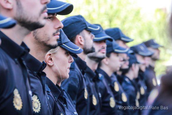 El acto homenaje de la Policía Nacional en imágenes 15