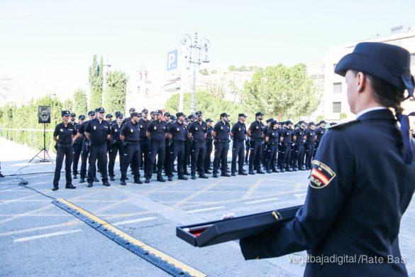 El acto homenaje de la Policía Nacional en imágenes 16