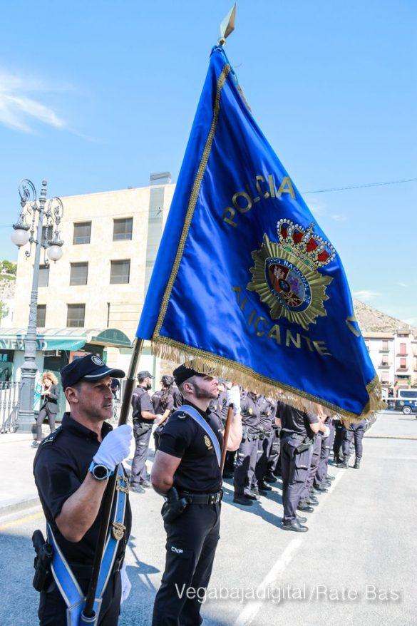 El acto homenaje de la Policía Nacional en imágenes 18