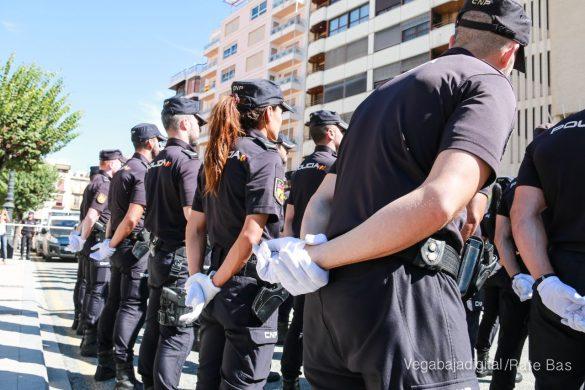 El acto homenaje de la Policía Nacional en imágenes 20