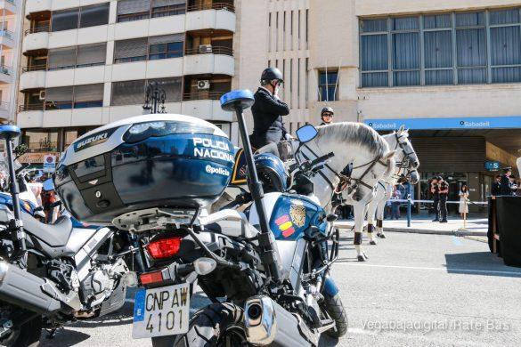 El acto homenaje de la Policía Nacional en imágenes 21