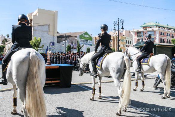 El acto homenaje de la Policía Nacional en imágenes 22