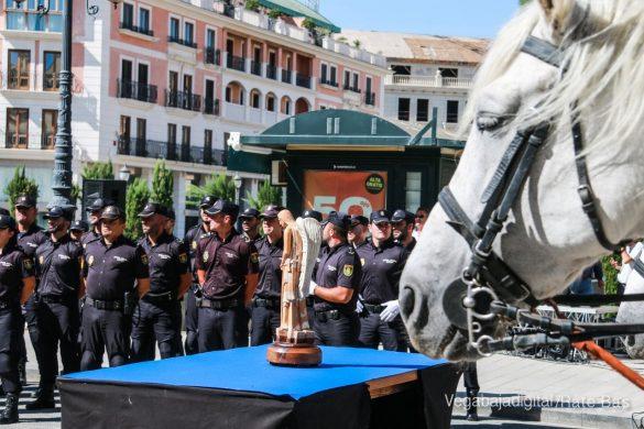 El acto homenaje de la Policía Nacional en imágenes 23