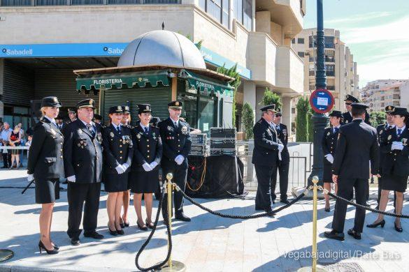 El acto homenaje de la Policía Nacional en imágenes 24