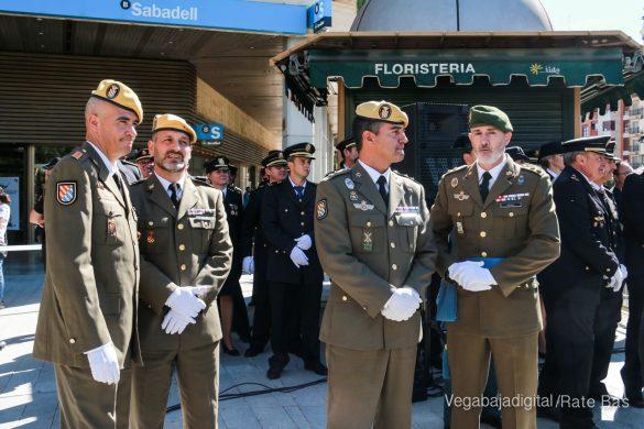 El acto homenaje de la Policía Nacional en imágenes 29