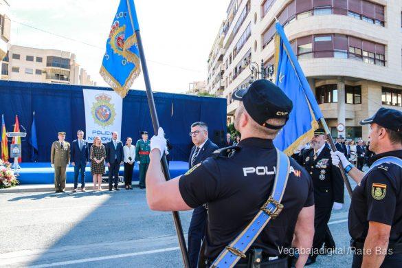 El acto homenaje de la Policía Nacional en imágenes 31