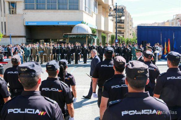 El acto homenaje de la Policía Nacional en imágenes 32