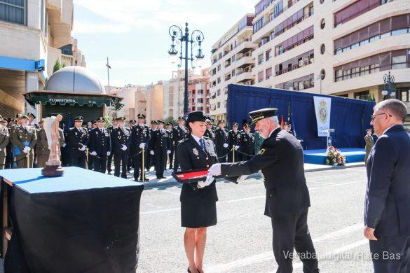 El acto homenaje de la Policía Nacional en imágenes 33