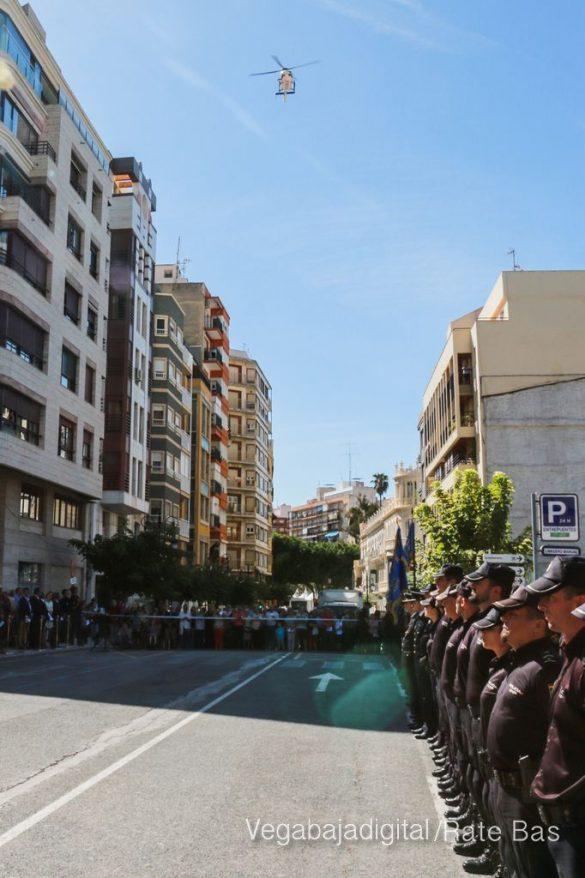El acto homenaje de la Policía Nacional en imágenes 34
