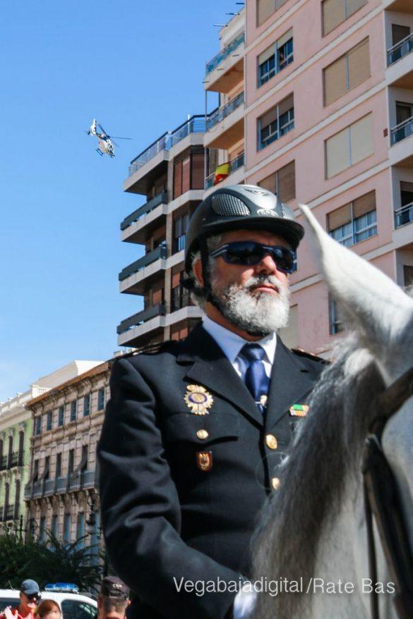 El acto homenaje de la Policía Nacional en imágenes 35
