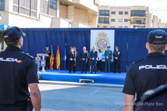 El acto homenaje de la Policía Nacional en imágenes 37