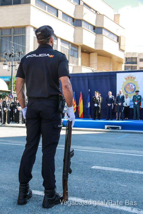 El acto homenaje de la Policía Nacional en imágenes 38