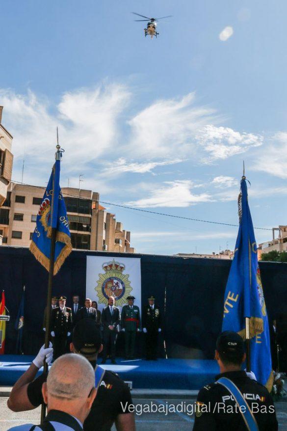 El acto homenaje de la Policía Nacional en imágenes 40