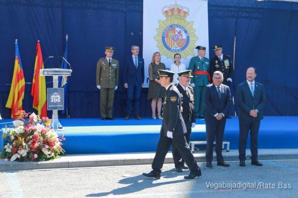 El acto homenaje de la Policía Nacional en imágenes 42