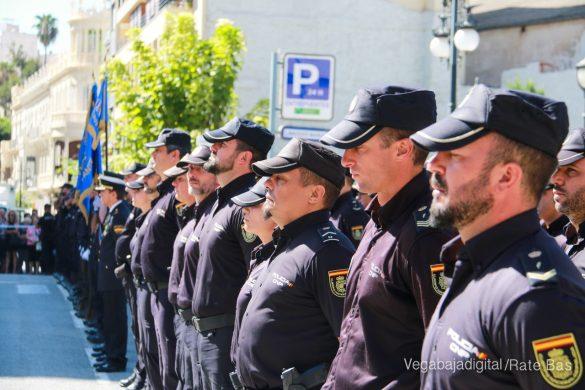 El acto homenaje de la Policía Nacional en imágenes 44