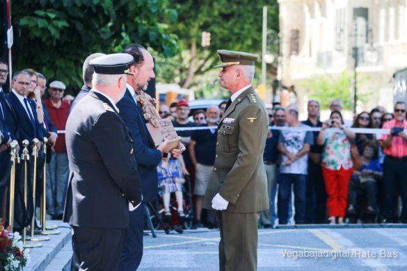 El acto homenaje de la Policía Nacional en imágenes 46