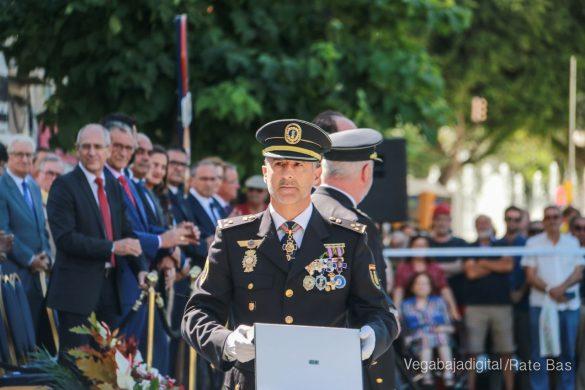 El acto homenaje de la Policía Nacional en imágenes 50
