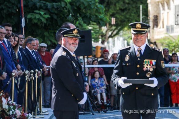 El acto homenaje de la Policía Nacional en imágenes 51