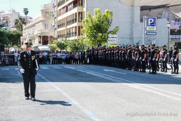 El acto homenaje de la Policía Nacional en imágenes 53