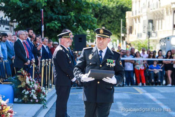 El acto homenaje de la Policía Nacional en imágenes 54