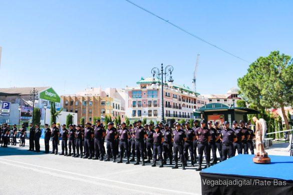 El acto homenaje de la Policía Nacional en imágenes 55