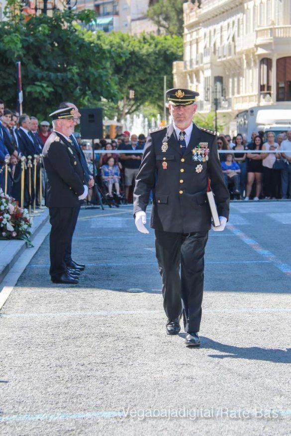 El acto homenaje de la Policía Nacional en imágenes 56
