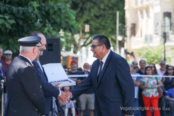 El acto homenaje de la Policía Nacional en imágenes 61