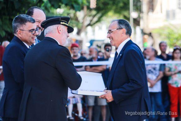 El acto homenaje de la Policía Nacional en imágenes 64