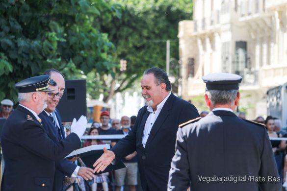 El acto homenaje de la Policía Nacional en imágenes 65