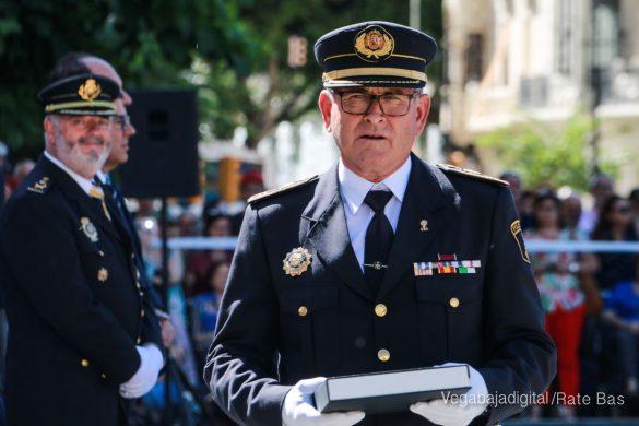 El acto homenaje de la Policía Nacional en imágenes 66