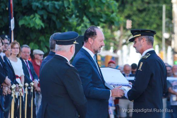 El acto homenaje de la Policía Nacional en imágenes 67