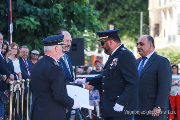El acto homenaje de la Policía Nacional en imágenes 68