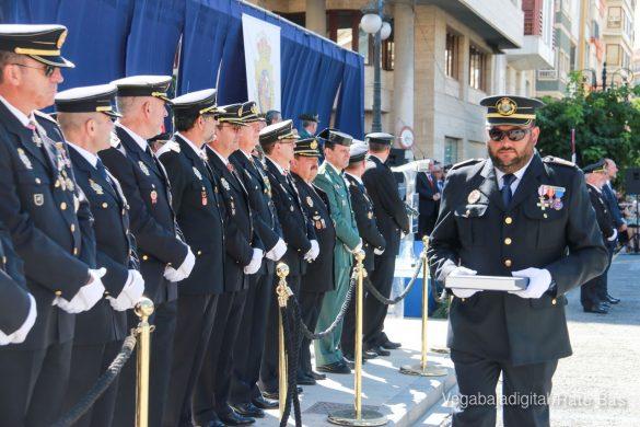 El acto homenaje de la Policía Nacional en imágenes 69