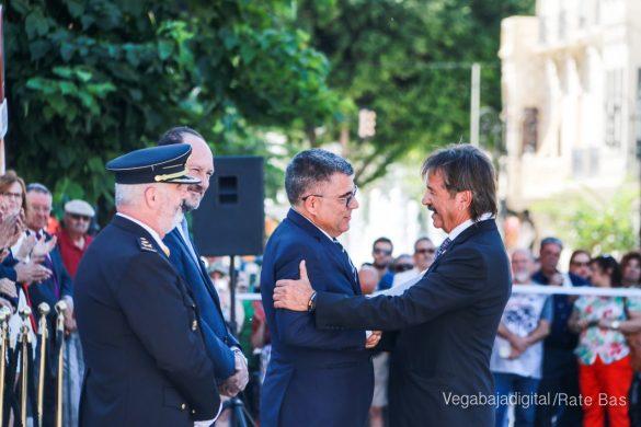 El acto homenaje de la Policía Nacional en imágenes 70