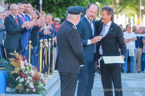 El acto homenaje de la Policía Nacional en imágenes 71