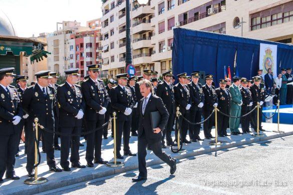 El acto homenaje de la Policía Nacional en imágenes 72
