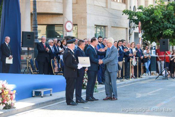 El acto homenaje de la Policía Nacional en imágenes 73