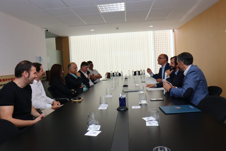 Hidraqua fomentará en Torrevieja la transferencia de conocimiento a las empresas 6