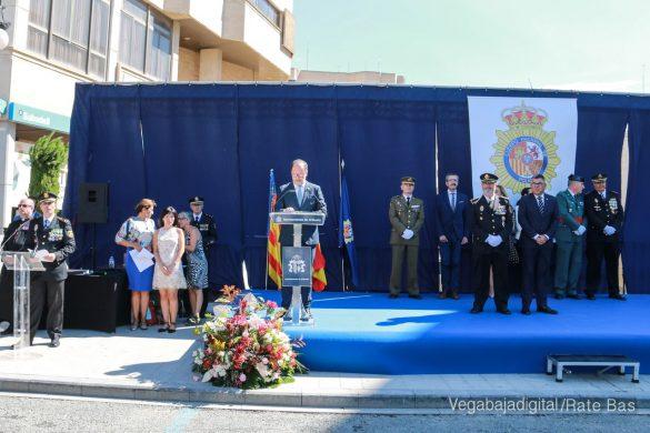 El acto homenaje de la Policía Nacional en imágenes 75