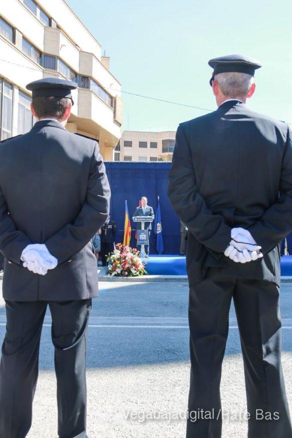 El acto homenaje de la Policía Nacional en imágenes 77