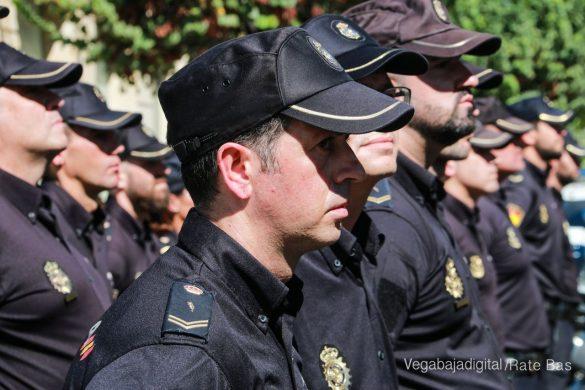 El acto homenaje de la Policía Nacional en imágenes 79