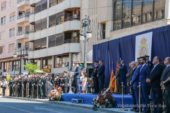 El acto homenaje de la Policía Nacional en imágenes 80