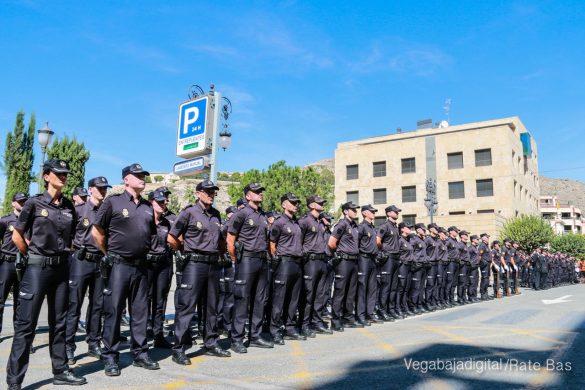 El acto homenaje de la Policía Nacional en imágenes 81