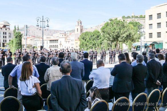 El acto homenaje de la Policía Nacional en imágenes 83