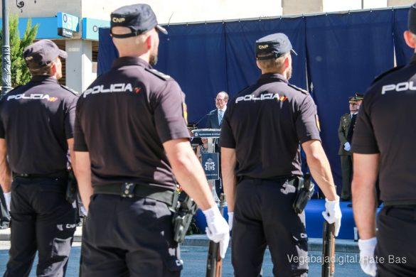 El acto homenaje de la Policía Nacional en imágenes 85