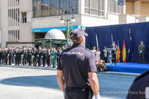 El acto homenaje de la Policía Nacional en imágenes 87