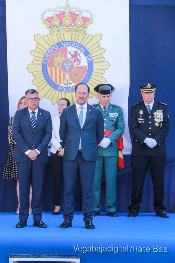 El acto homenaje de la Policía Nacional en imágenes 88