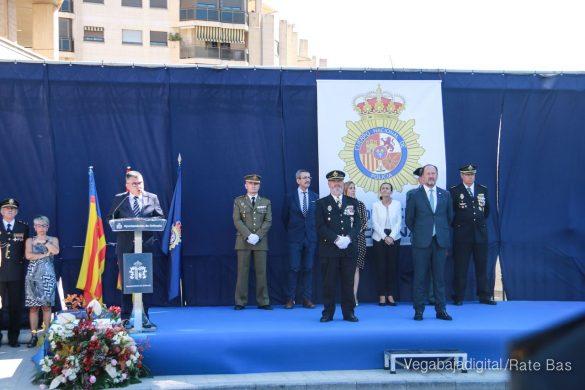 El acto homenaje de la Policía Nacional en imágenes 91