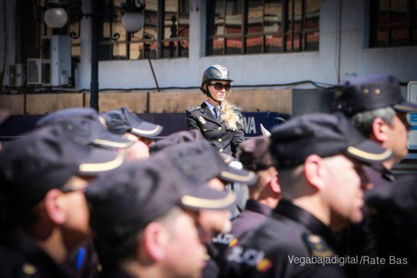El acto homenaje de la Policía Nacional en imágenes 92