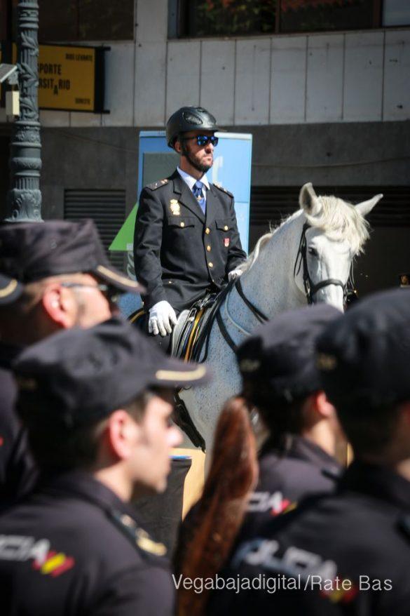 El acto homenaje de la Policía Nacional en imágenes 93